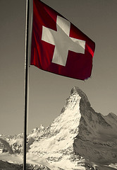 Swiss Flag by Fore BB
