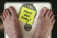 Diet scale by alancleaver