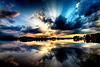 Sunrise, by shoebappa