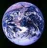 Globe of Earth by NASA Goddard