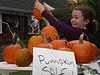Selling pumpkins, by cheffreeman