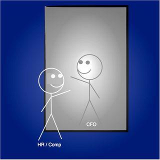 Stickman CFO Mirror Image