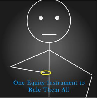 Stickman One equity instrument to rule