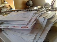 Paperwork, by lejoe