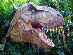 T-Rex, by Scott Kinmartin