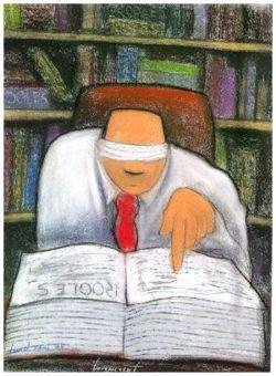Bureaucrat, by Delmarva.Dealings