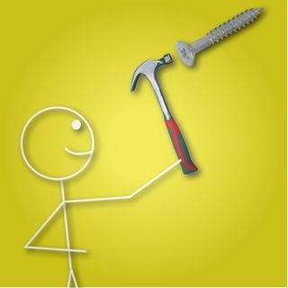 Stickman Fix It First