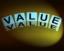 Value Dice, by Stuart Miles
