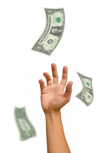 HandWithDollars