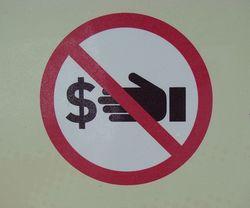 Money hand 2