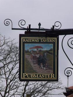 Railway, by ell brown