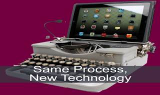 _Peformance Review_Same Process_New Tech