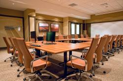 Empty Boardroom, by reynermedia