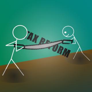 Stickman Tax Reform Whipsaw