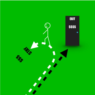 Stickman cheaper to keep than to lose