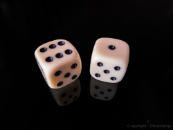 Dice  by Anders Eriksson