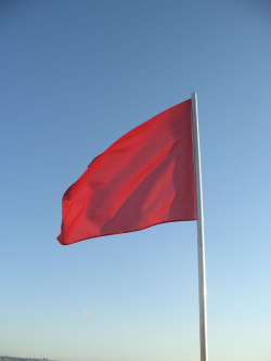 Red Flag  by rightee