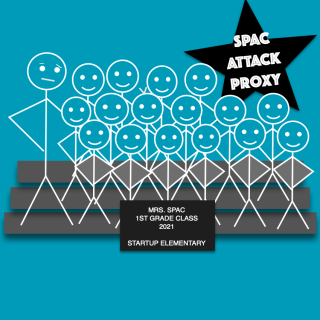 SPAC Attack: Unwieldy Expectations, Proxy Time