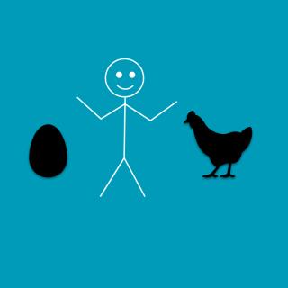 Stickman-Sales Chicken or Egg-20210627