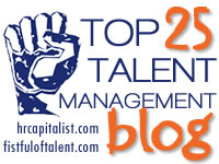 Top 25 Talent Management Blog